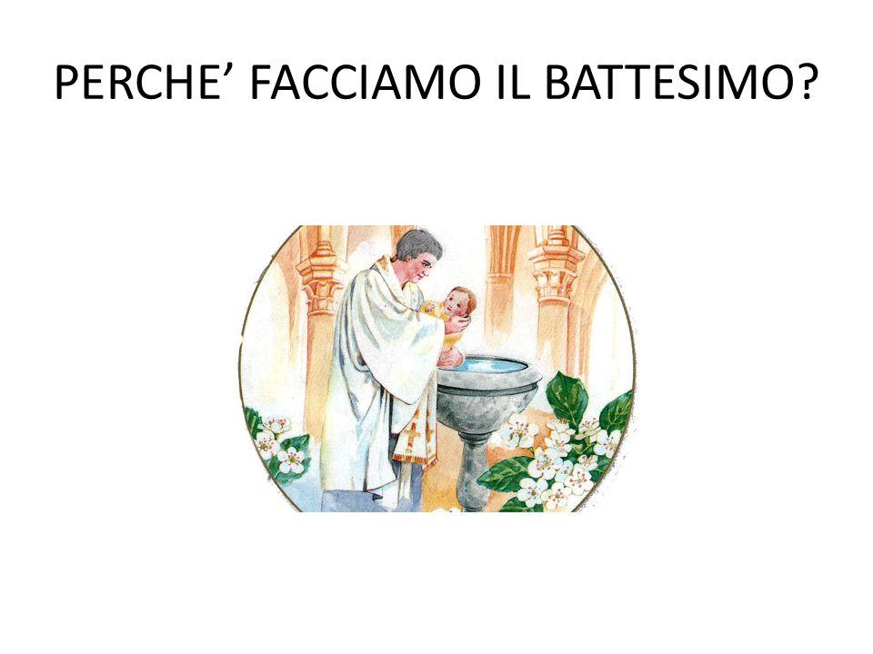 La Chiesa antica, celebrando il Battesimo, conferiva anche il dono della Cresima e faceva partecipare al banchetto eucaristico.