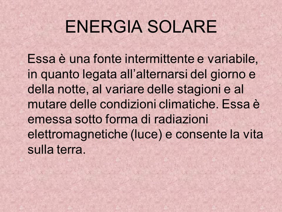 La cella fotovoltaica È la componente principale del sistema fotovoltaico È costituita da un materiale semiconduttore che spesso è il silicio.