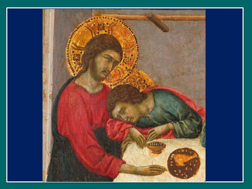 mens impletur gratia, l'anima nostra è colmata di grazia, et futurae gloriae nobis pignus datur. Alleluia e ci è dato il pegno della gloria futura. Al