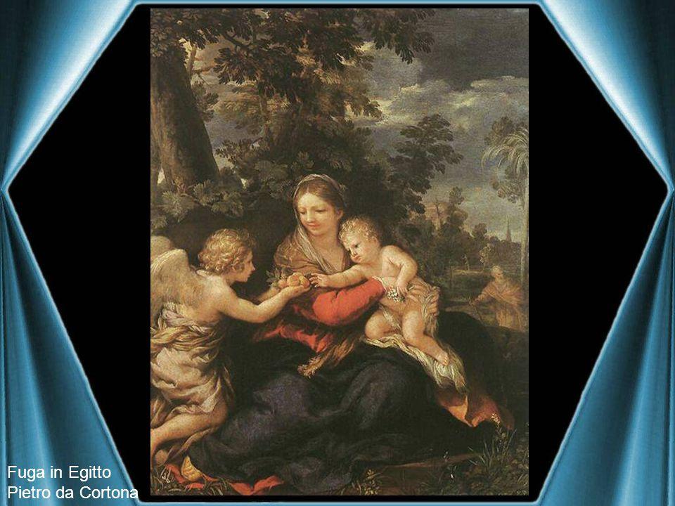 Madonna in adorazione Correggio