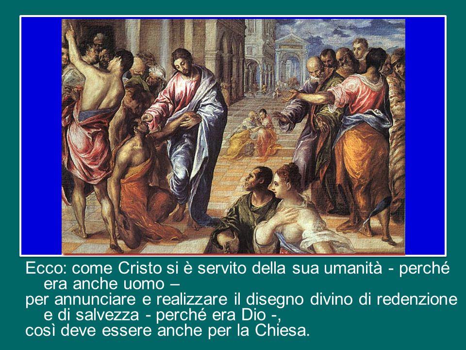 Nel Vangelo di Luca si racconta come Gesù, tornato a Nazaret, dove era cresciuto, entrò nella sinagoga e lesse, riferendolo a se stesso, il passo del