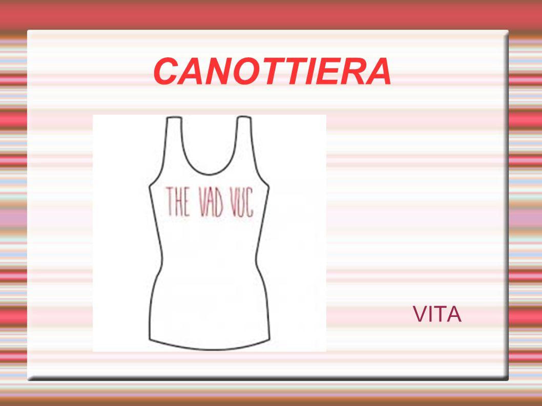 La canottiera o canotta è un indumento simile ad una maglietta, dotata di un ampia scollatura e priva di maniche.