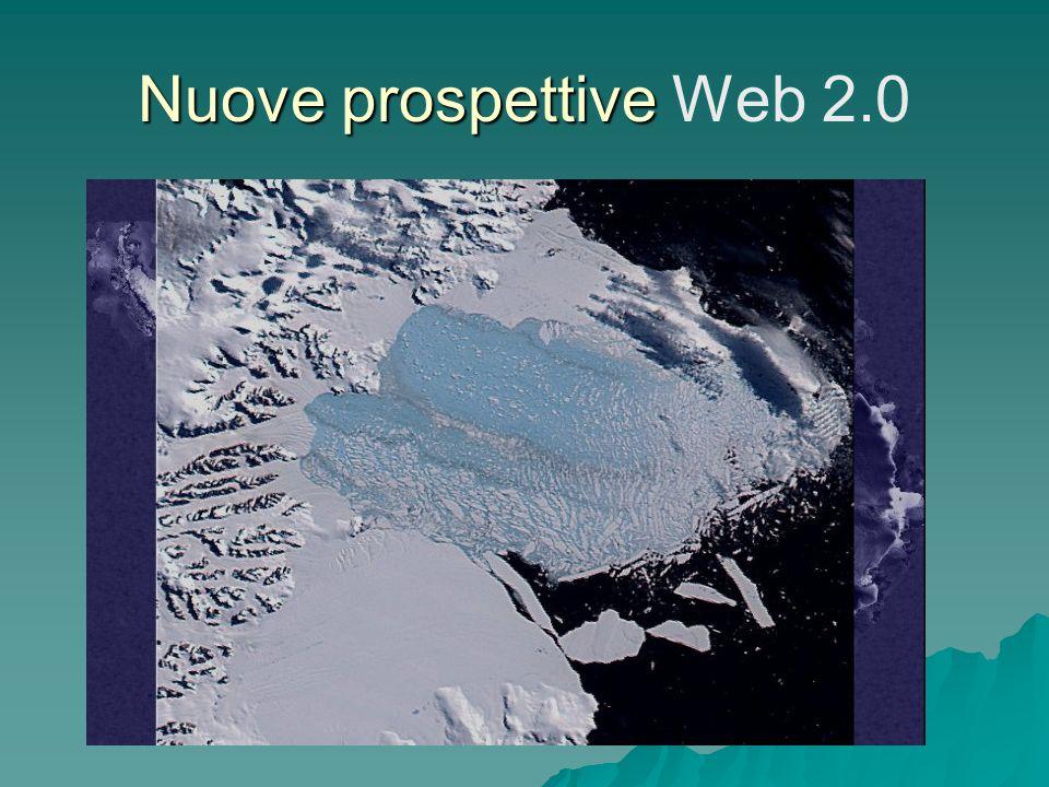 Nuove prospettive Nuove prospettive Web 2.0