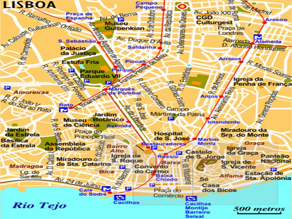 Gite fuori porta Sintra Cascais Cabo da Roca Evora Ancora più fuori porta… Porto Coimbra Alentejo
