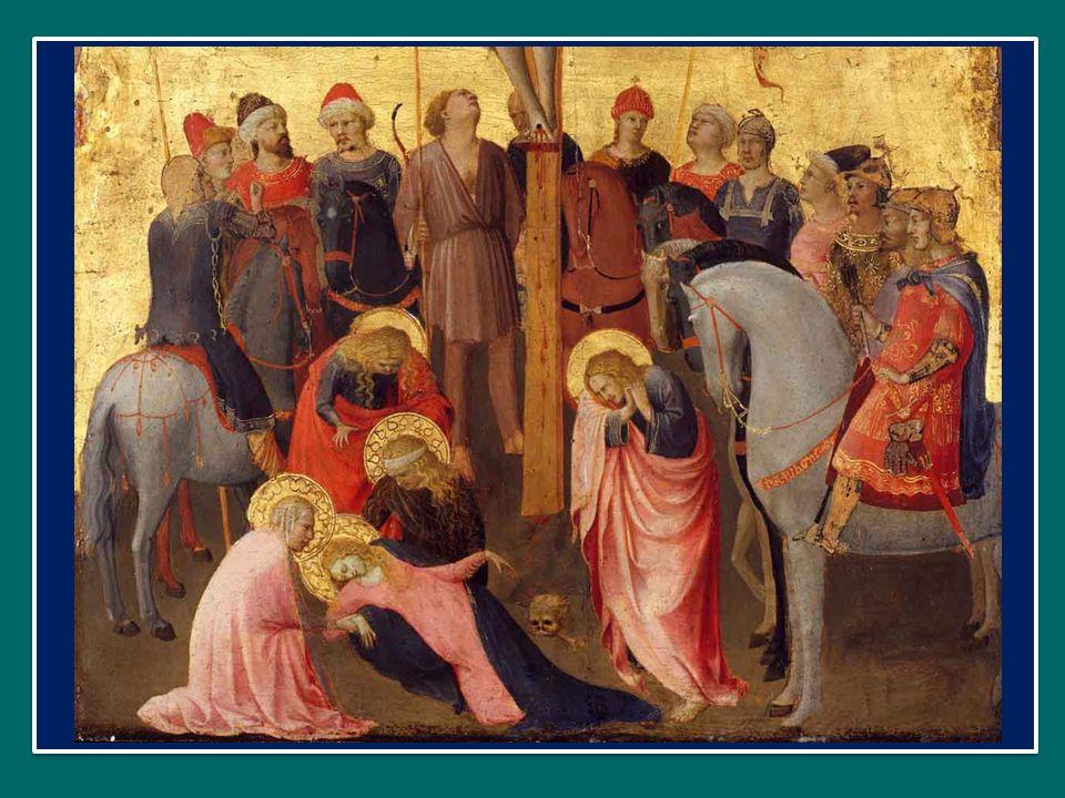 Ad te, Rex summe, omnium Redemptor, A te leviamo, o sommo re e redentore universale, oculos nostros sublevamus flentes: i nostri occhi in pianto: ascolta, o Cristo, exaudi, Christe, supplicantum preces.