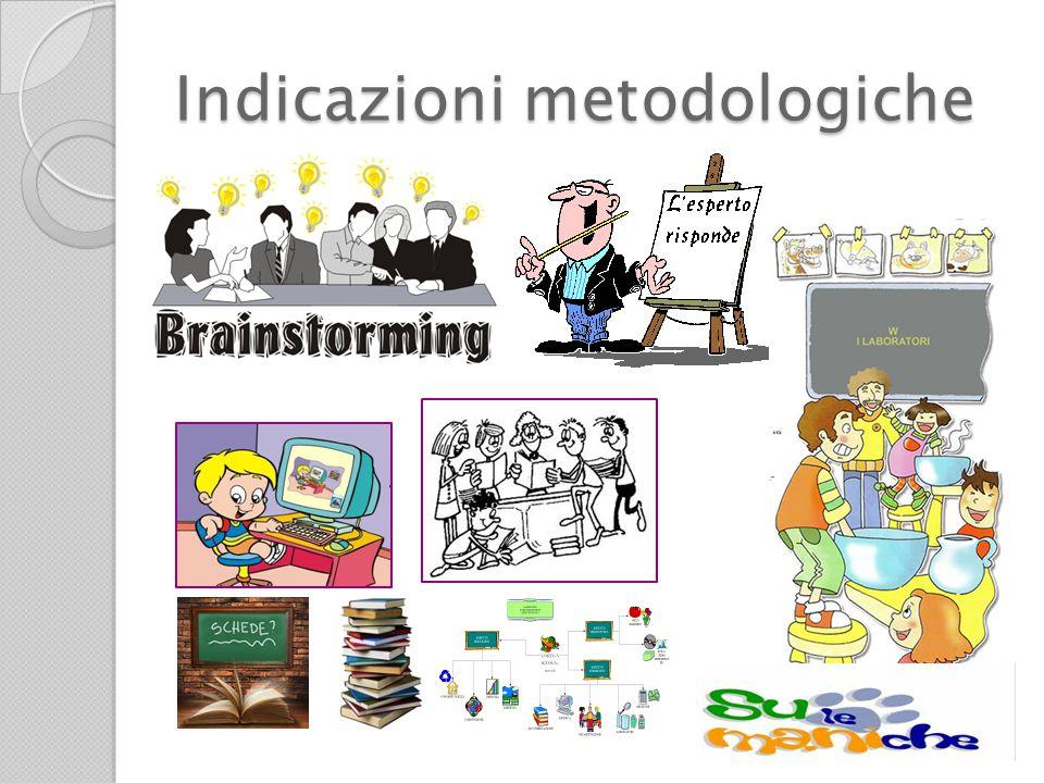 Indicazioni metodologiche