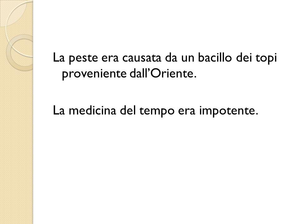 I rimedi dell'epoca: la quarantena; i lazzaretti (dall'ospedale di Venezia Santa Maria di Nazareth); evitare il contatto con le persone malate; le persone malate venivano allontanate dalla città.