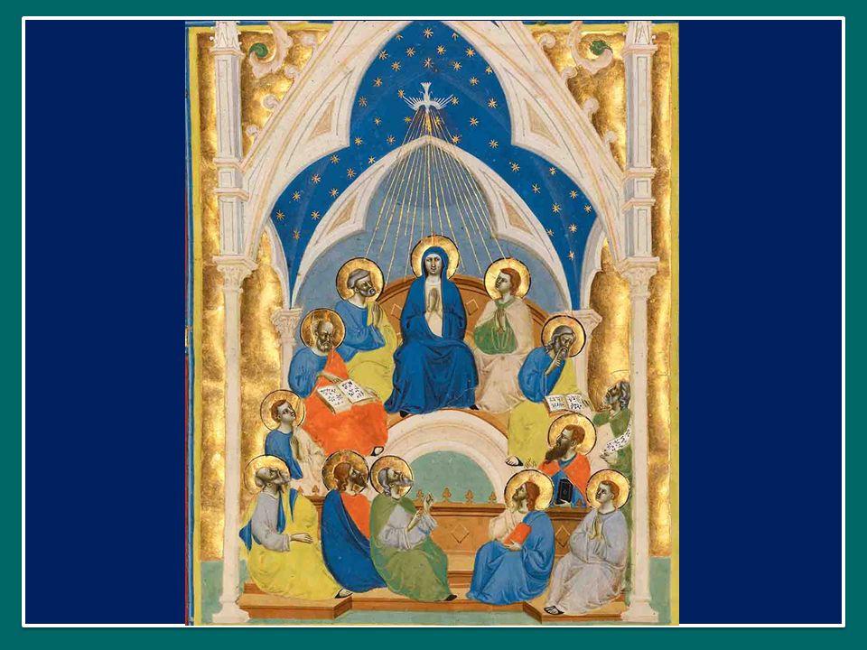 Chiediamo oggi a Santa Teresa di Gesù Bambino questa capacità di amare tanto la Chiesa, di amarla tanto, e accettare tutti quei carismi con questo amore di figli della Chiesa, della nostra santa madre Chiesa gerarchica.