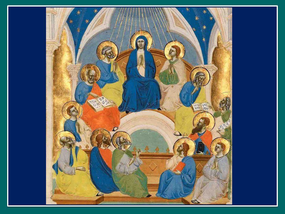 Lo stesso Spirito che dà questa differenza di carismi, fa l unità della Chiesa.