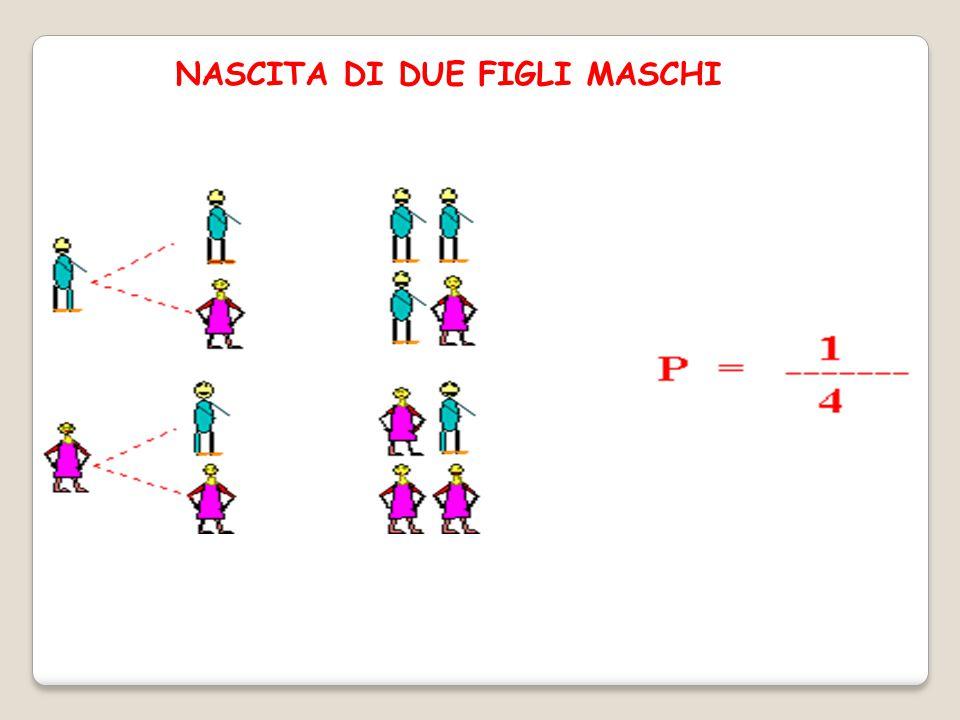 NASCITA DI DUE FIGLI MASCHI
