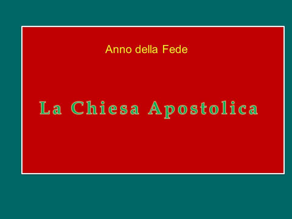 e l'esperienza fondamentale di Cristo che hanno avuto gli Apostoli, scelti e inviati da Gesù, giunge fino a noi.