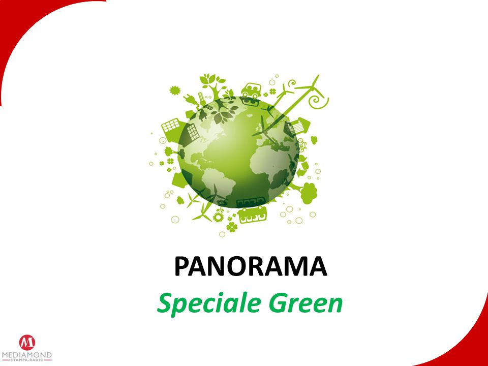 PANORAMA Speciale Green