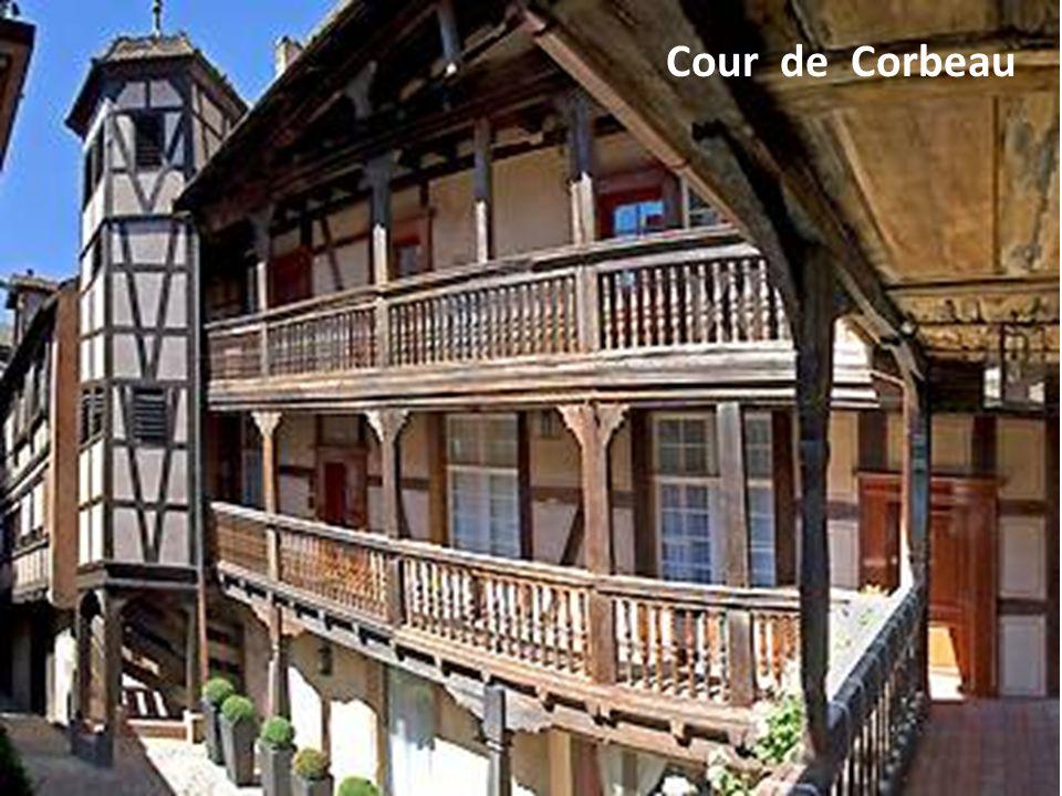Cour de Corbeau