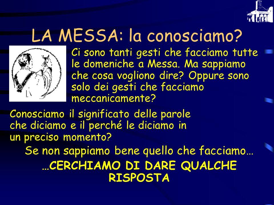 A MESSA