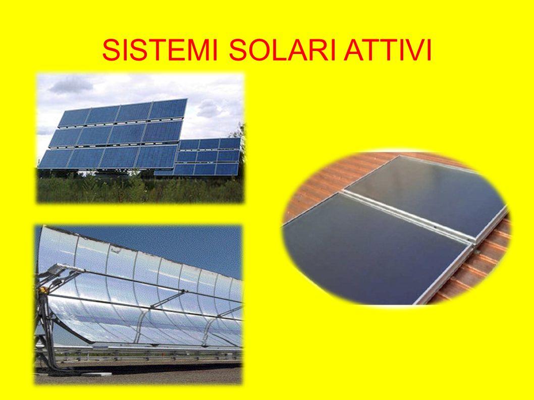 SISTEMI SOLARI ATTIVI