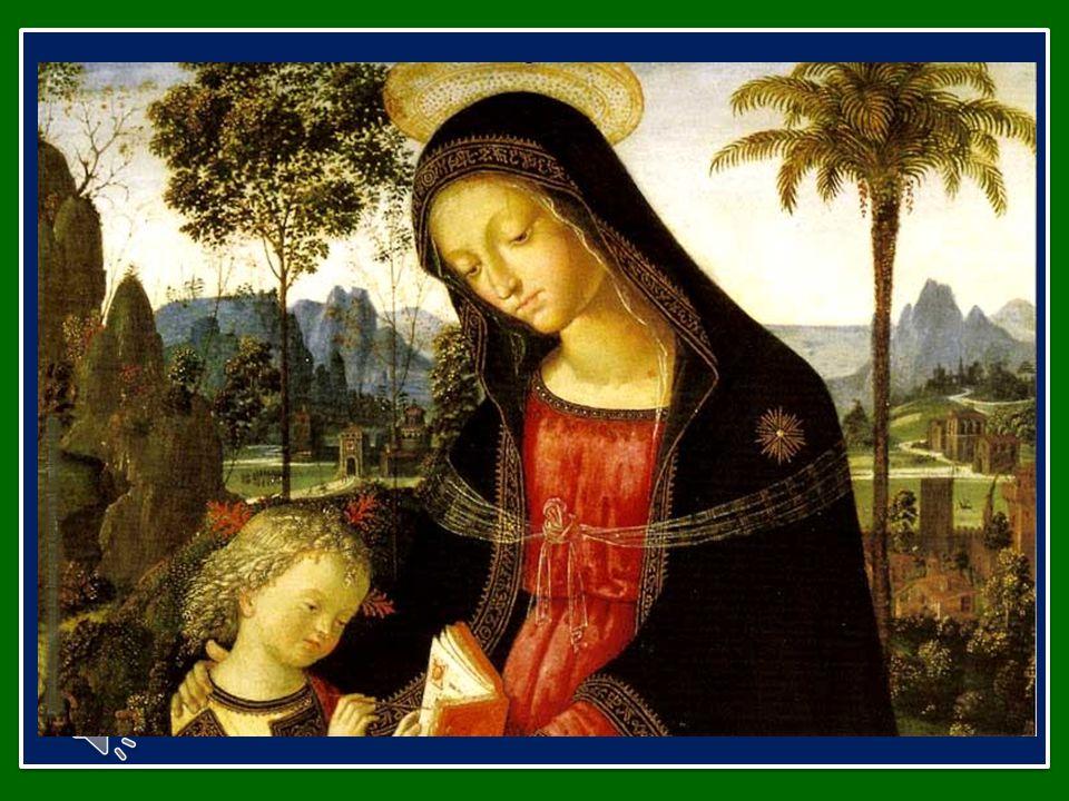 Cari fratelli e sorelle, invochiamo la materna intercessione della Vergine Maria, affinché i genitori, i nonni, gli insegnanti, i sacerdoti e quanti sono impegnati nell'educazione possano formare le giovani generazioni alla sapienza del cuore, perché raggiungano la pienezza della vita.