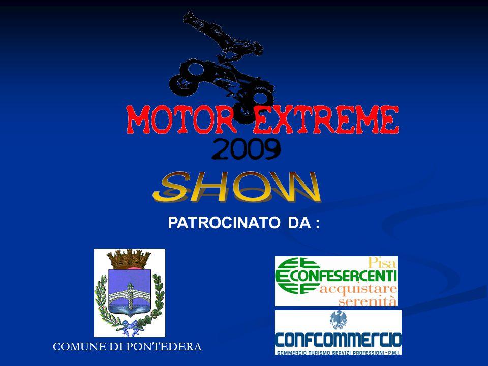 PATROCINATO DA : COMUNE DI PONTEDERA