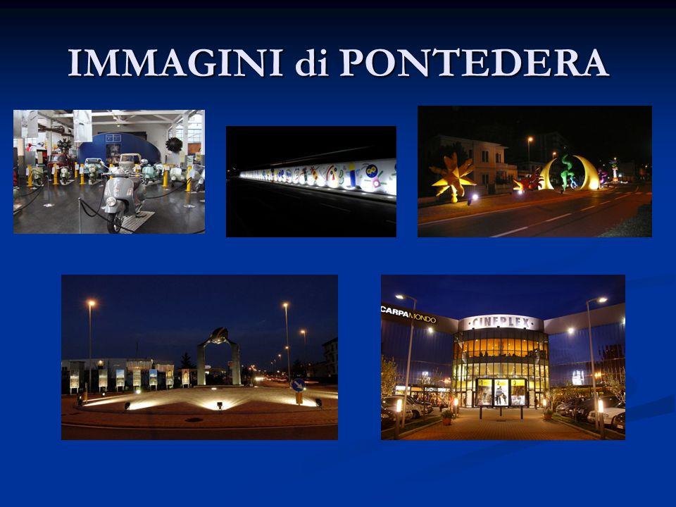 IMMAGINI di PONTEDERA