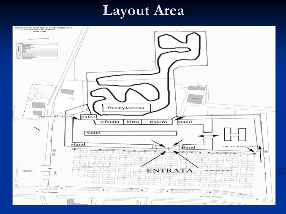 Layout Area