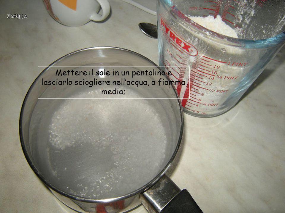 Occorrente: 1 tazza di amido di mais Mezza tazza di farina Due cucchiai di sale grosso 3 tazze di acqua Proposta riciclo: amido di mais, anche scaduto