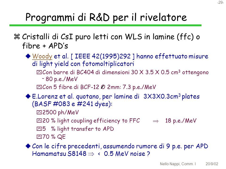 -29- Nello Nappi, Comm.
