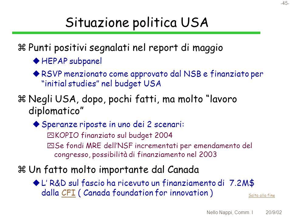 -45- Nello Nappi, Comm.