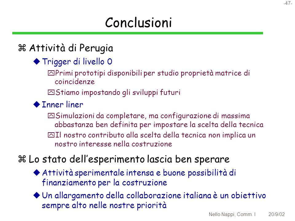 -47- Nello Nappi, Comm.