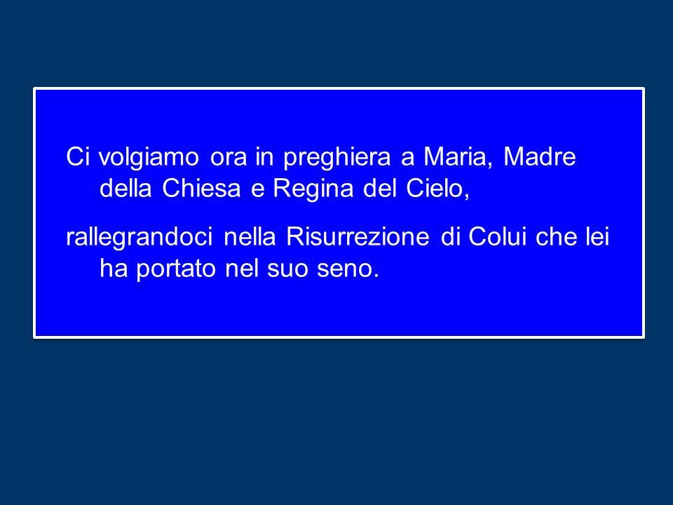 Vi chiedo in particolare di pregarla con il titolo di Regina della Famiglia, un titolo aggiunto alle Litanie Lauretane dal mio amato predecessore, Papa Giovanni Paolo II, egli stesso ospite, in varie occasioni, di queste terre.