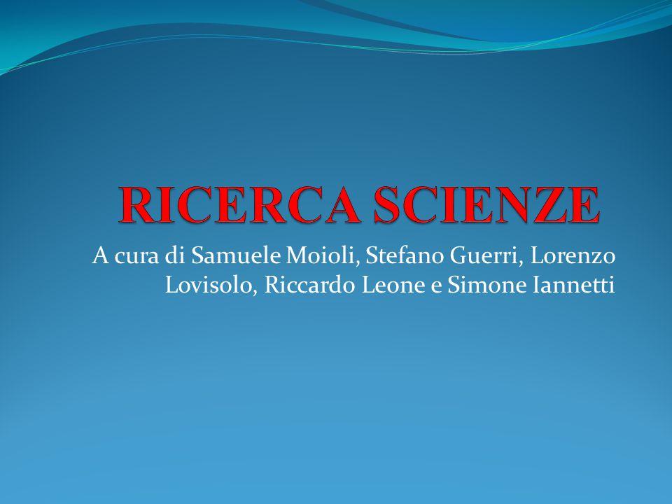 A cura di Samuele Moioli, Stefano Guerri, Lorenzo Lovisolo, Riccardo Leone e Simone Iannetti
