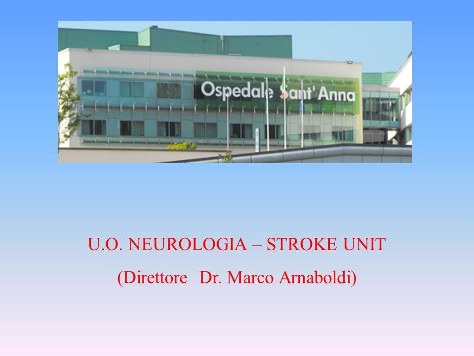 INDICI NUTRIZIONALI ed OUTCOME DELL' ICTUS ISCHEMICO STROKE UNIT e UNITA' SUBINTENSIVA NEUROLOGICA E NEUROCHIRURGICA F.
