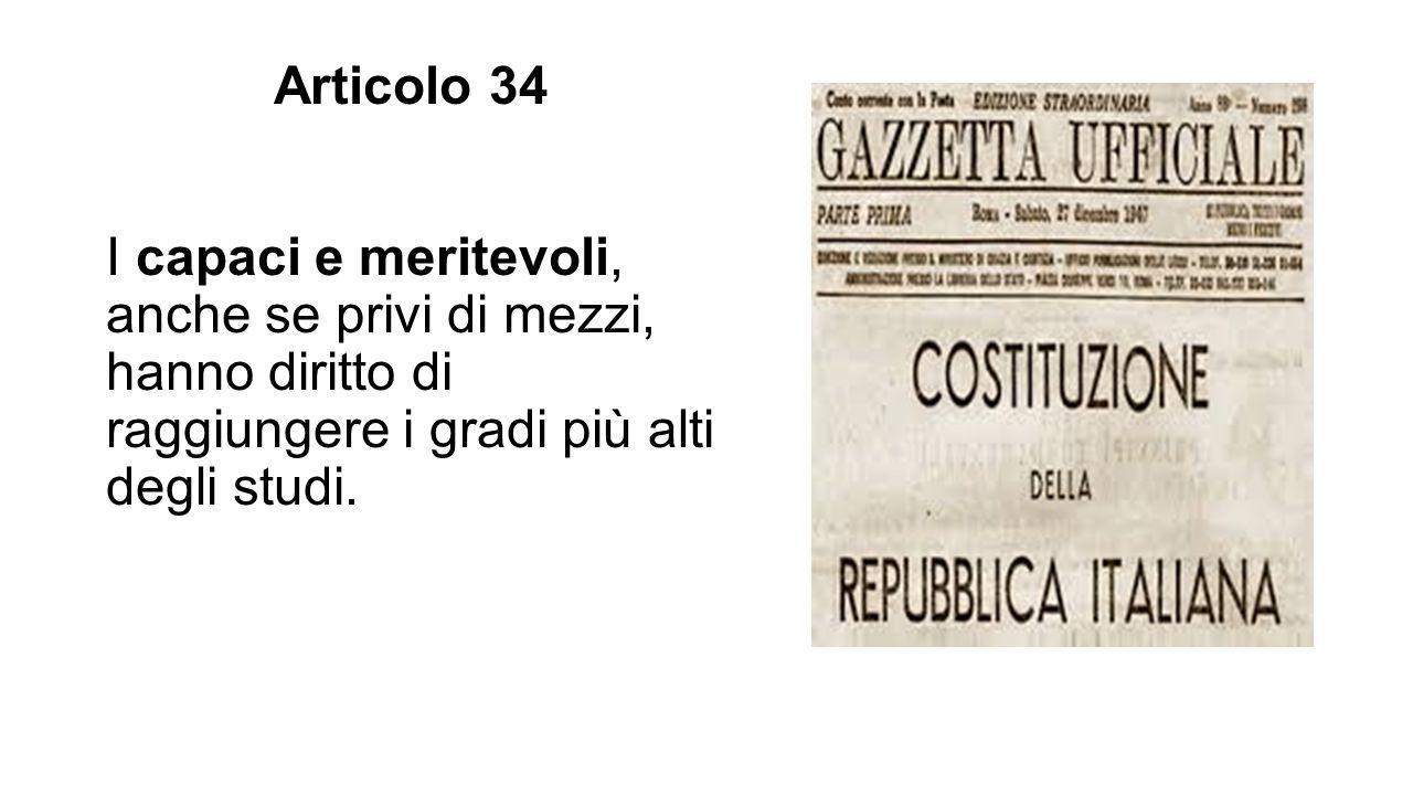 … meritocrazia?...