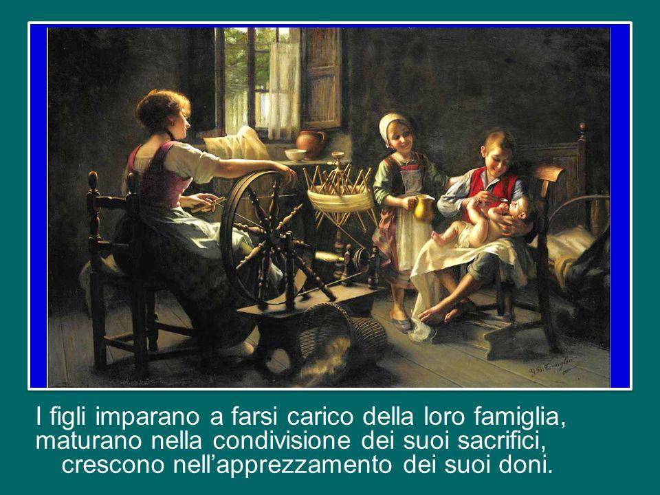 La generazione dei figli dev'essere responsabile, come insegna anche l'Enciclica Humanae vitae del beato Papa Paolo VI, ma avere più figli non può div