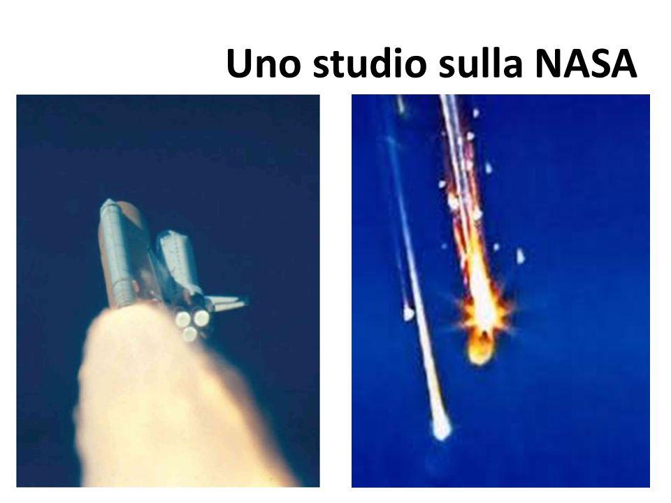 Uno studio sulla NASA