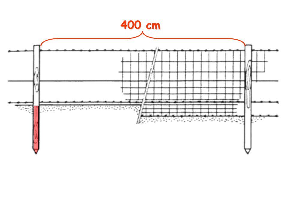 400 cm