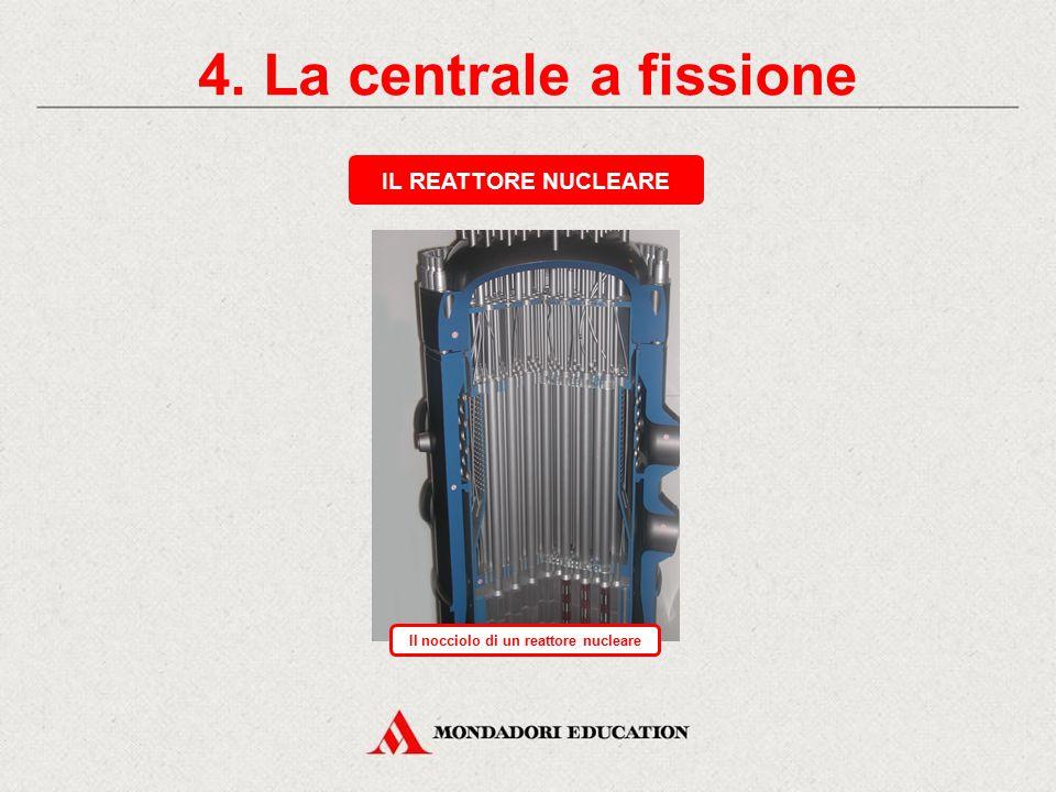 4. La centrale a fissione