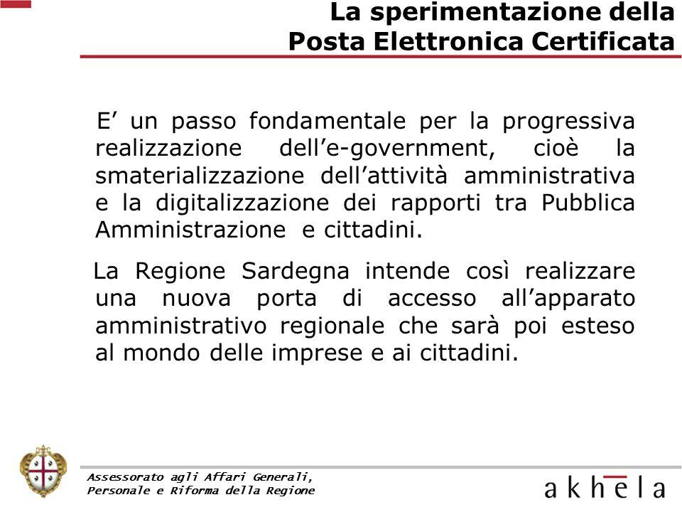 E' un passo fondamentale per la progressiva realizzazione dell'e-government, cioè la smaterializzazione dell'attività amministrativa e la digitalizzazione dei rapporti tra Pubblica Amministrazione e cittadini.