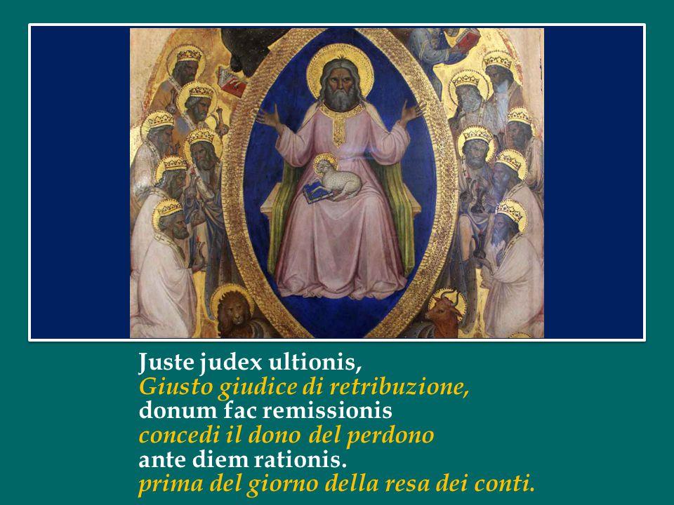 La seconda immagine, nella stessa Lettura: questa «moltitudine immensa, che nessuno poteva contare, di ogni nazione, tribù, popolo e lingua