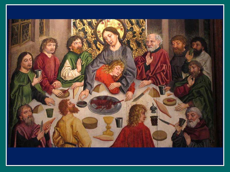 È in loro che Gesù si rende presente, nella potenza del suo Spirito, e continua a servire la Chiesa, alimentando in essa la fede, la speranza e la testimonianza della carità.