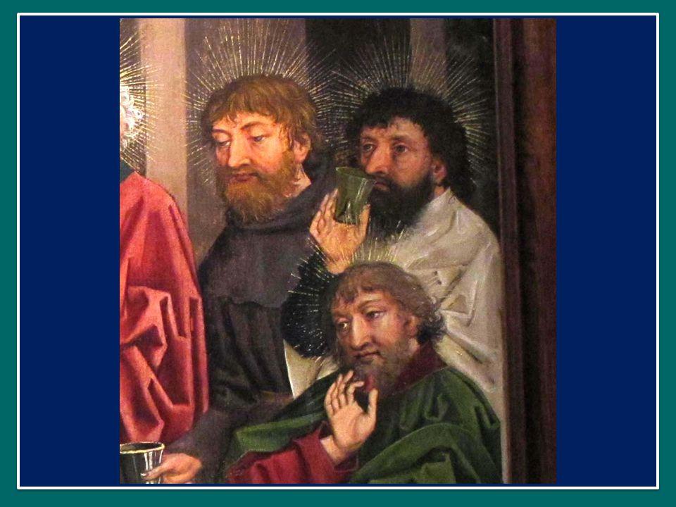 Læva eius sub capite meus, La sua sinistra è sotto il mio capo et dextera illius amplexabitur me.