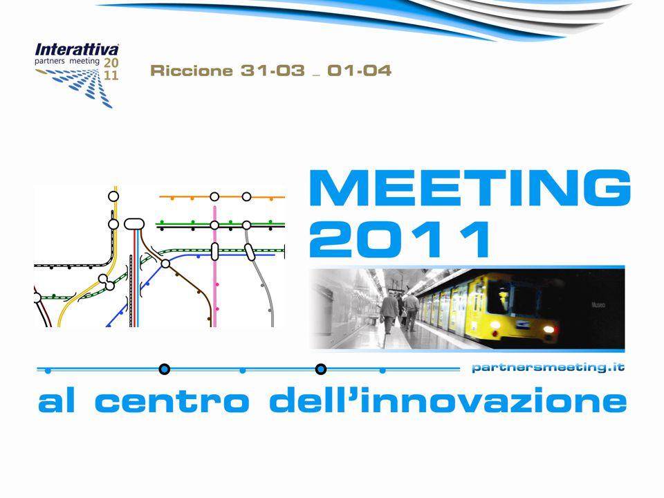 22 MEETING 2011- Dispensa Interattiva DISPENSA INTERATTIVA