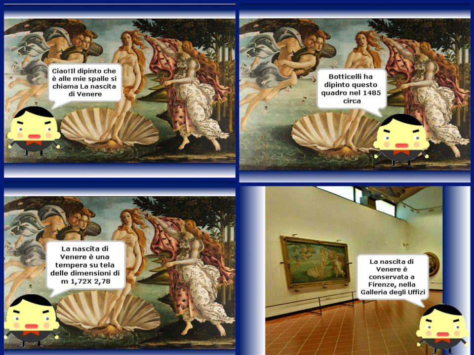Proprio così, abbiamo la Venere di Botticelli in tasca… …nel corso dei secoli questo dipinto è diventato una delle icone della cultura italiana universalmente conosciuto ed anche per questo motivo, un particolare de La nascita di Venere (il volto della dea) è utilizzato nella moneta italiana del valore di dieci centesimi.