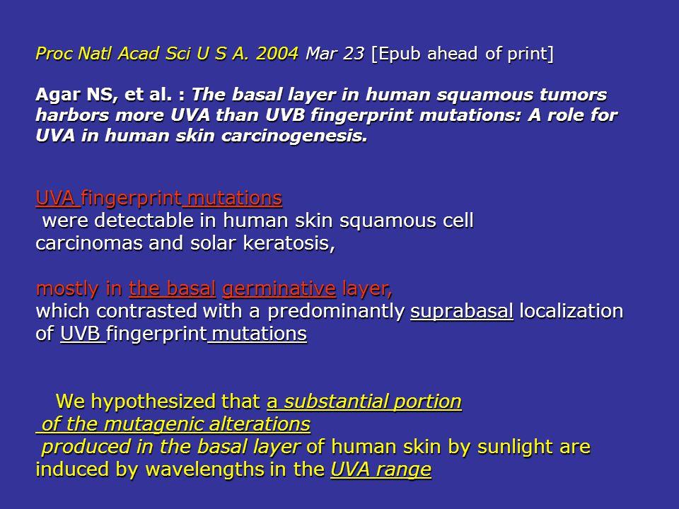 Vit E - alfa tocoferolo applicazione topica ( uomo) diminuzione della formazione di - diminuzione della formazione di sunburn cells sunburn cells - riduzione di cellule apoptotiche - riduzione di cellule apoptotiche * Maalouf S et al.