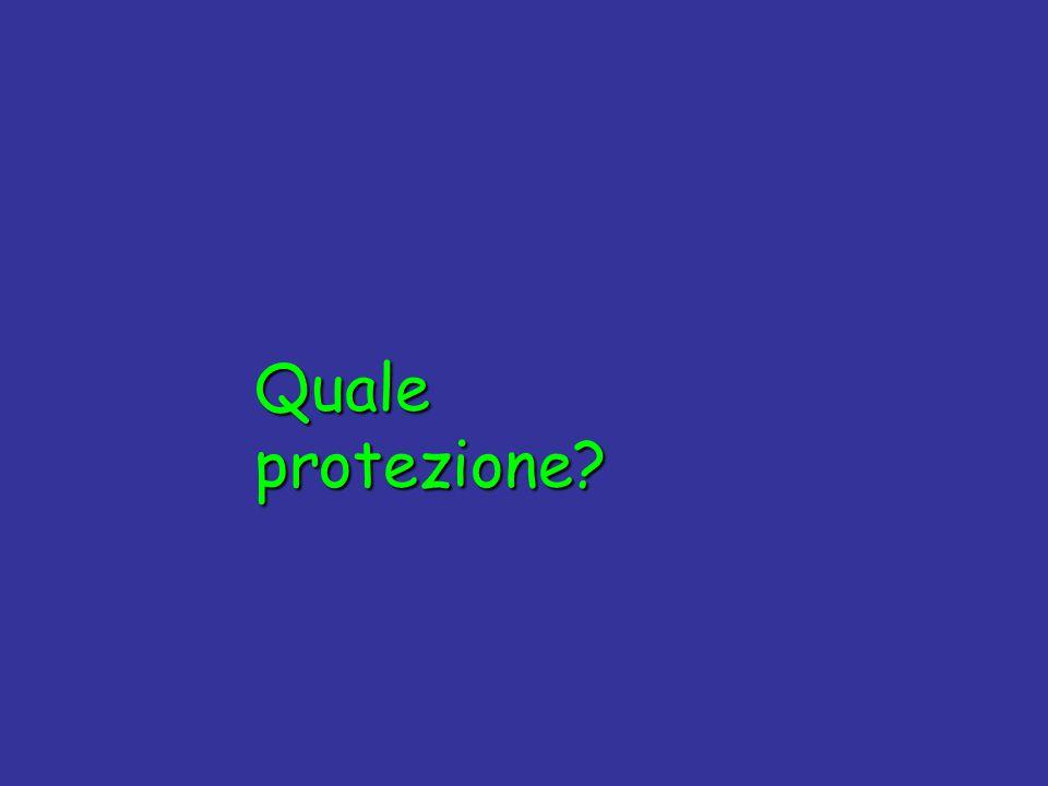 Quale protezione?