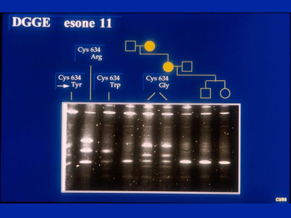 Mosaicismo su liquido amniotico I livello: presenza di una singola metafase con anomalia numerica o strutturale II livello: presenza di più metafasi con la stessa anomalia numerica o strutturale in una o più colonie della stessa coltura III livello: presenza di più metafasi con la stessa anomalia numerica o strutturale in più colture