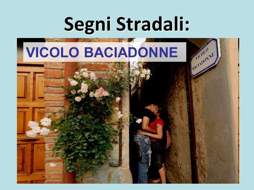 VICOLO BACIADONNE