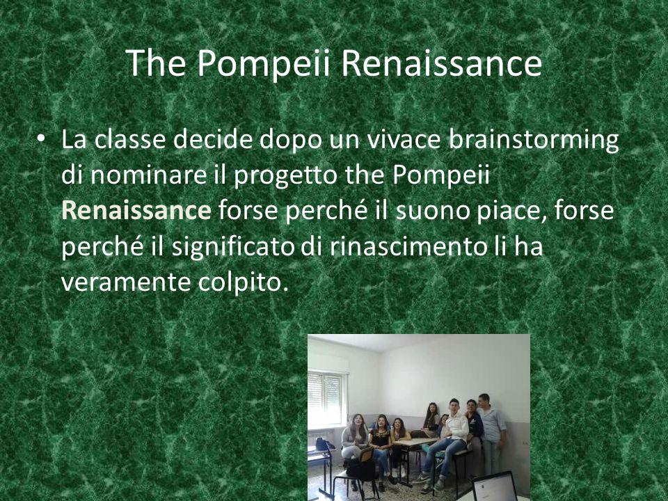 The pompeii experience Intervista al prof di scienze sull'origini dei vulcani Qui non abbiamo molto fortuna perché la prof è molto impegnata cosi interroghiamo la prof Gray che riesce a rispondere alle nostre domande