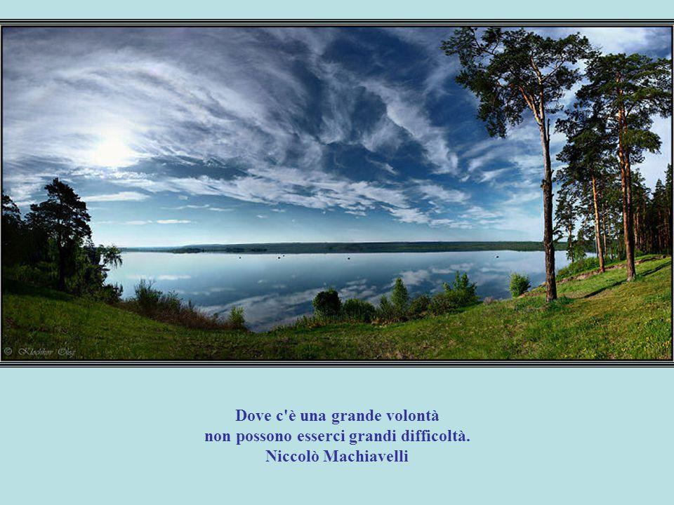 Chi non conosce il sentiero non arriverà mai alla sorgente da cui attingere acqua. Giorgio De Luca