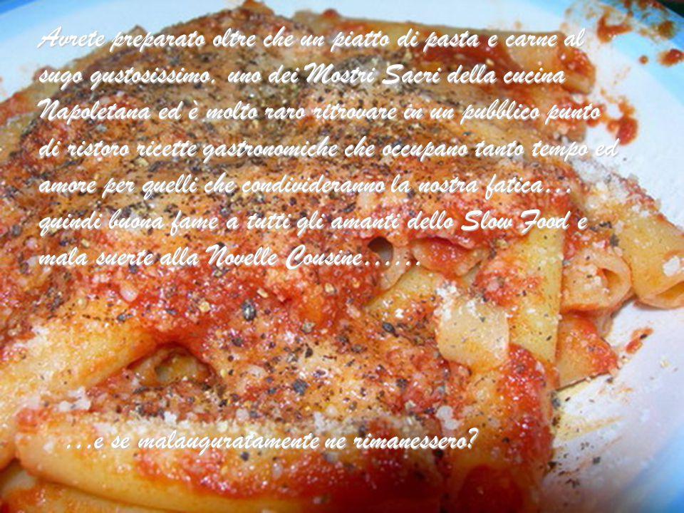 Volendo si può esagerare con il parmigiano, ma è buonissimo