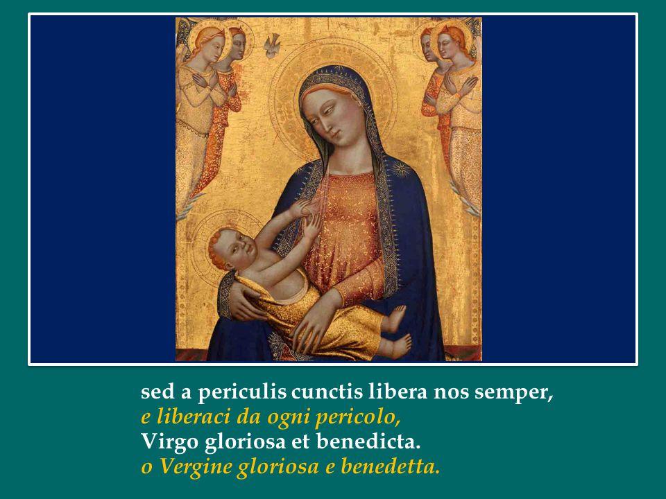 Sub tuum praesidium confugimus, Sancta Dei Genetrix.