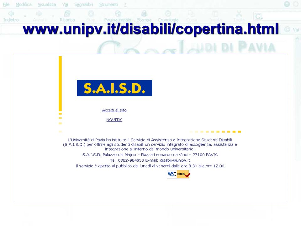www.unipv.it/disabili/copertina.html